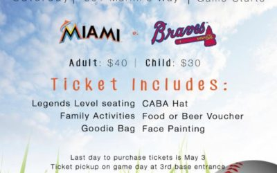 CABA HOSTS SECOND ANNUAL NIGHT WITH THE MARLINS