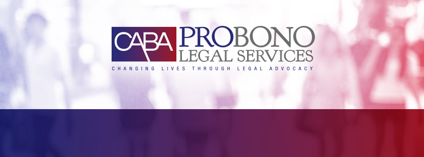 CABA PRO BONO LEGAL SERVICES ANNOUNCES TWO NEW HIRES