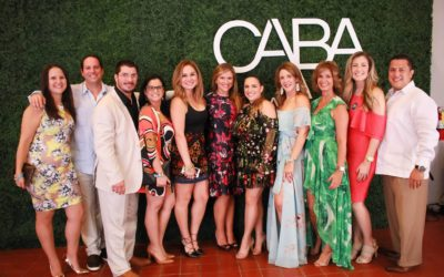 CUBAN AMERICAN BAR ASSOCIATION HOSTS 13TH ANNUAL ART IN THE TROPICS FUNDRAISER TO BENEFIT CABA PRO BONO LEGAL SERVICES