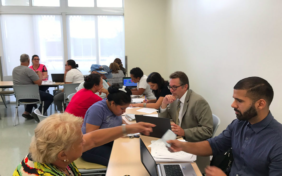 CABA PRO BONO LEGAL SERVICES AND LEGAL SERVICES OF GREATER MIAMI, INC. TEAM UP FOR POST-HURRICANE IRMA RELIEF LEGAL CLINICS