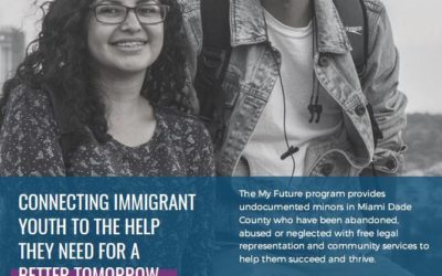 CABA PRO BONO TEAMS UP WITH THE MI FUTURO PROGRAM TO HELP CHANGE THE LIVES OF UNDOCUMENTED MINORS
